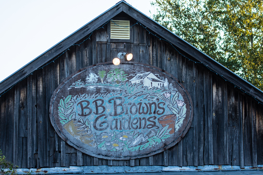 B.B.Brown's Gardens